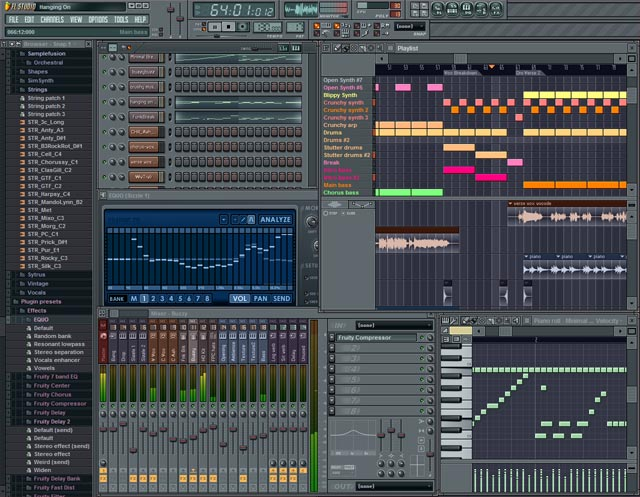 Fl Studio Demo Скачать
