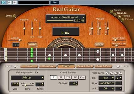 پلاگین حرفه ای برای تولید صدای گیتار