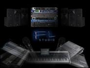 Обои FL Studio от DJ Mozg
