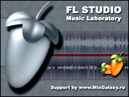 Обои FL Music Laboratory