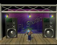 Обои FL Studio от DJ Dude & SyXtem