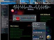 MixGalaxy Skin для FL Studio 5