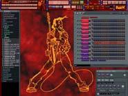 Rock Skin для FL Studio 5