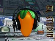 Обои FL Studio от CaustiC #1