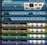 Edirol Super Quartet VSTi v1.52