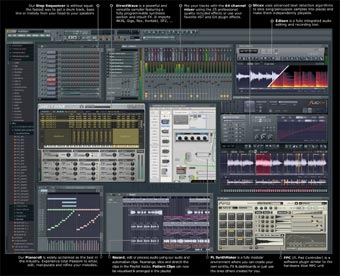 FL Studio v8.0.0 Producer Edition XXL
