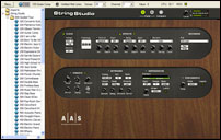 Applied Acoustics String Studio VS-1 VSTi v1.0